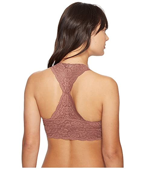 People Racerback Free Lace Cacao Galloon vSy1d