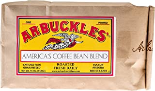 Arbuckle's Whole Bean Coffee (America's Blend)