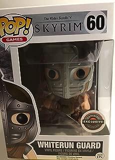 Funko - Figurine Skyrim Elder Scrolls - Whiterun Guard Exclu Pop 10cm - 08498... by Funko POP!