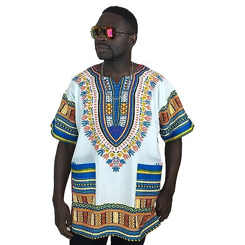 426300369db Dashiki Shirt African Top Clothing Kaftan …