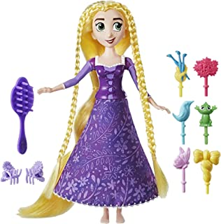 Disney Tangled The Series Spin n Style Rapunzel