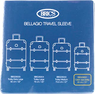 USA Luggage Model: COVER_BELLAGIO |Size: transparent cover BBG 21