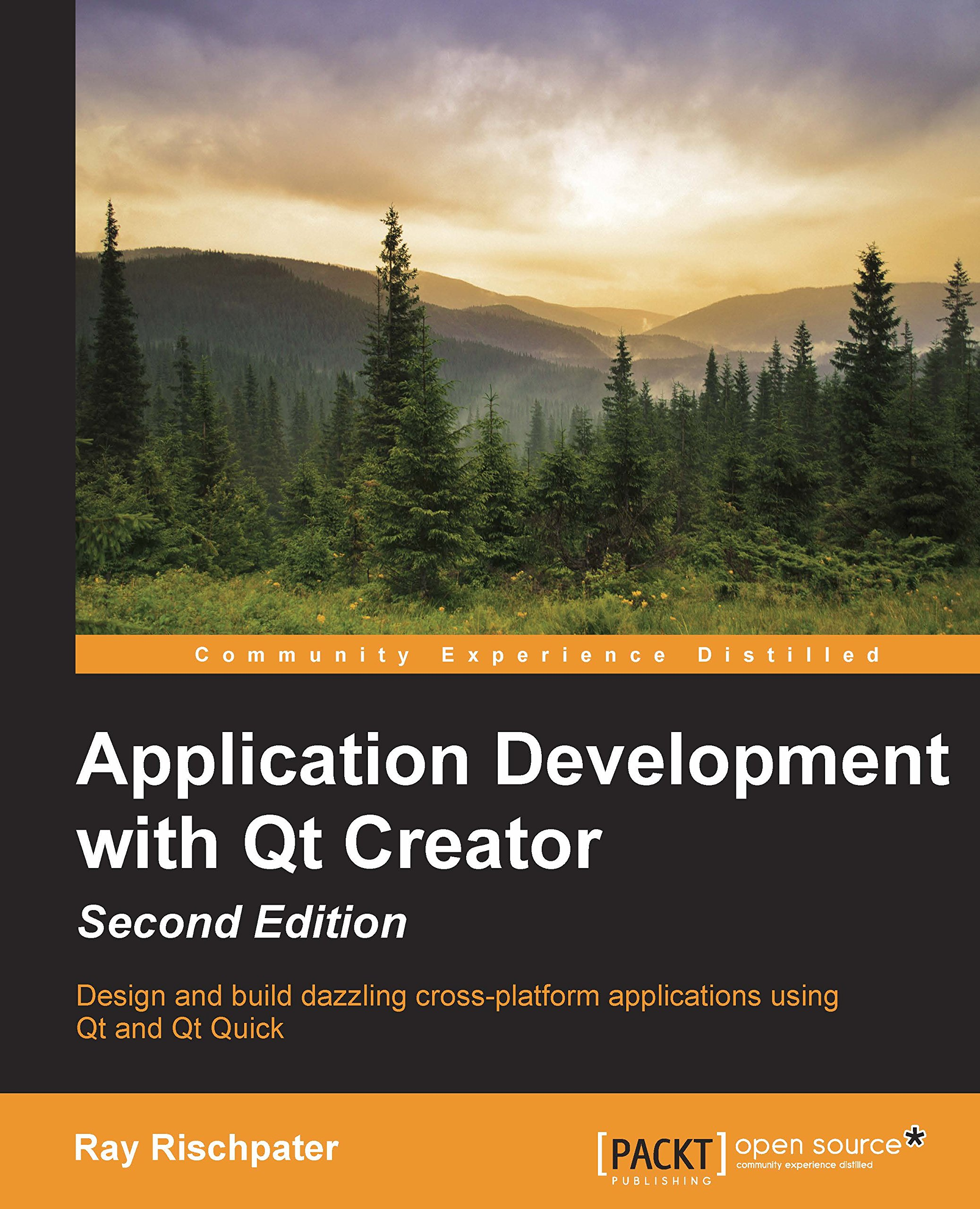 Download Application Development With Qt Creator - Second Edition 