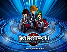 The First Robotech War: The Macross Saga Season 1