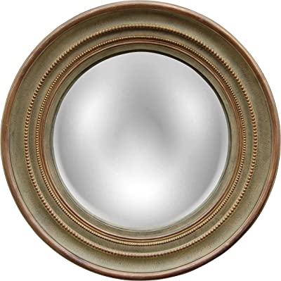 Hickory Manor House 8226VCG Maiden Convex Mirror/Vc Green