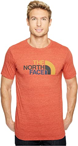 The North Face - Short Sleeve Half Dome Tri-Blend Tee