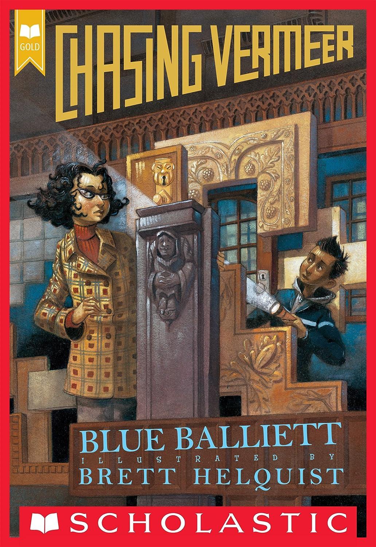 系譜マウスピース気を散らすChasing Vermeer (Scholastic Gold) (English Edition)