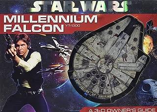 Star Wars Millennium Falcon YT-1300 A 3-D Owner's Guide