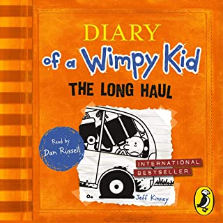 Diary of a Wimpy Kid: The Long Haul: (Book 9)