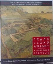 Frank Lloyd Wright: A gatefold portfolio