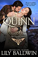 Quinn: A Scottish Outlaw (Highland Outlaws Book 2) (English Edition)