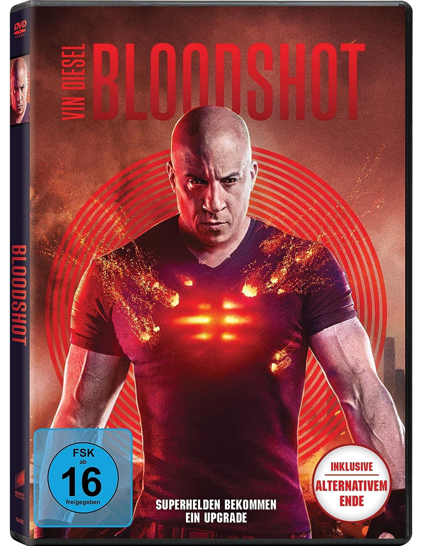 Bloodshot Amazon.de Vin Diesel, Eiza González, Sam Heughan, Toby ...