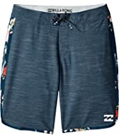 Billabong Kids - 73 X Boardshorts (Big Kids)