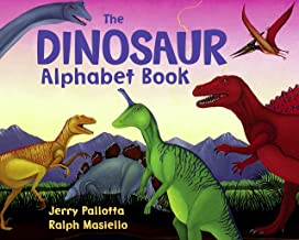 The Dinosaur Alphabet Book (Jerry Pallotta's Alphabet Books)