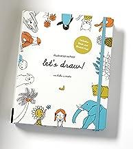Illustration School. Let's Draw