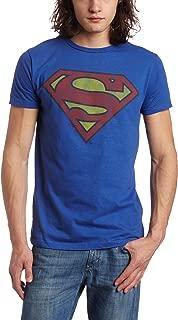Men's Superman Logo Tee