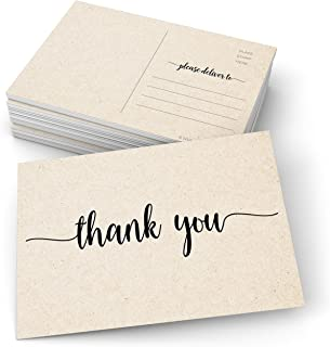 321Done Thank You Postcards (Set of 50) 4