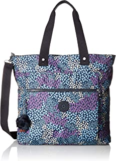 3381a648685 Kipling Lizzie Printed Laptop Tote Bag, Dotted Bouquet