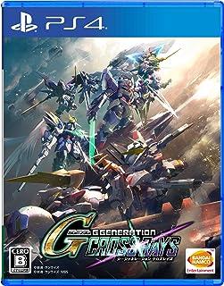 Bandai Namco SD Gundam G Generation Cross Rays SONY PS4 PLAYSTATION 4 REGION FREE JAPANESE IMPORT