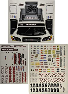 Best traxxas slash decal sheet Reviews