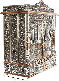 Desi Bazar Pooja Mandir for Home (Indian Hindu Temple for House) 26
