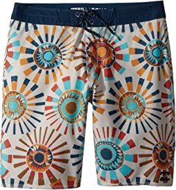 Billabong Kids - Sundays X Boardshorts (Big Kids)
