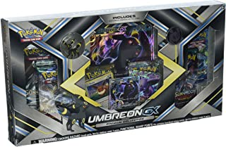 Pokemon TCG Espeon Umbreon-Gx Premium Collection Toy