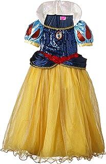 Rubie's Official Premium Snow White, Child Costume - Large Ages 7-8 (620482L)