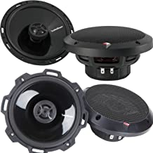 "$199 » Sponsored Ad - Pair of Rockford Fosgate Punch P1650 6.5"" 220W 2-Way + P152 5.25"" 2-Way Full Range Coaxial Speakers - 4 Spe..."