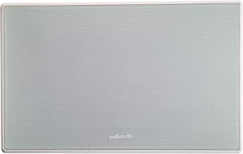 Polk Audio 255C-RT 2-way In-Wall Center Channel Speaker - The Vanishing Series | Easily Fits into the Wall | High-performance Audio | With Power Port and Paintable Wafer-Thin Sheer Grille