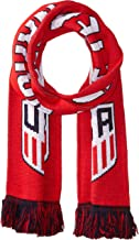 Official US Soccer Scarf - Red One Nation, One Team
