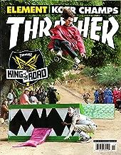 Thrasher Magazine November 2018   King of the Road