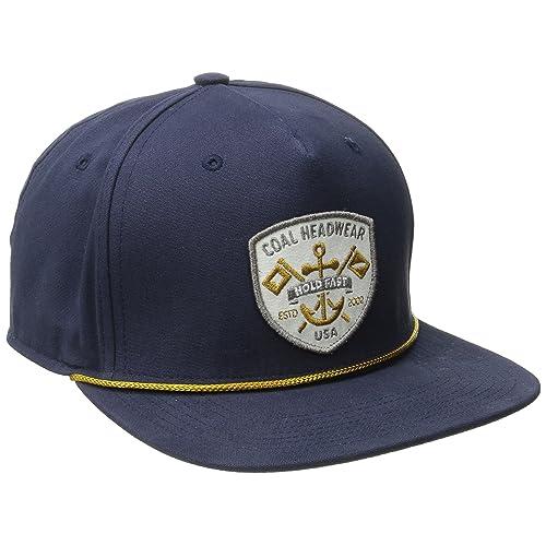 91c63552f8241 Coal mens the Ebb Tide Hat Adjustable Snapback Cap