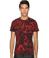 Just Cavalli - Slim Fit Rock Romance Printed T-Shirt