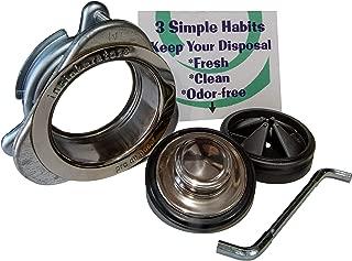 Insinkerator Garbage Disposal Replacement Parts Combo Packs (Quick Lock Flange Bundle)