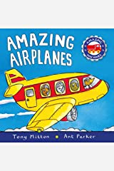 Amazing Airplanes (Amazing Machines) Kindle Edition