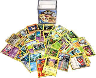 Pokemon Cards Mystery Power Cube Box + EX/Gx Special Card + Foil Cards + Factory Sealed Pack