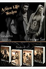A New Life Series - Finisher Set Kindle Edition