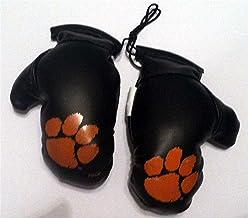 NCAA Clemson Mini Gloves, One Size, Multicolor