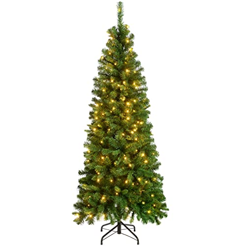 Artificial Christmas Trees Amazon Uk: Slim Christmas Trees: Amazon.co.uk