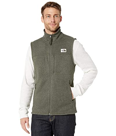 The North Face Gordon Lyons Vest (New Taupe Green Heather) Men