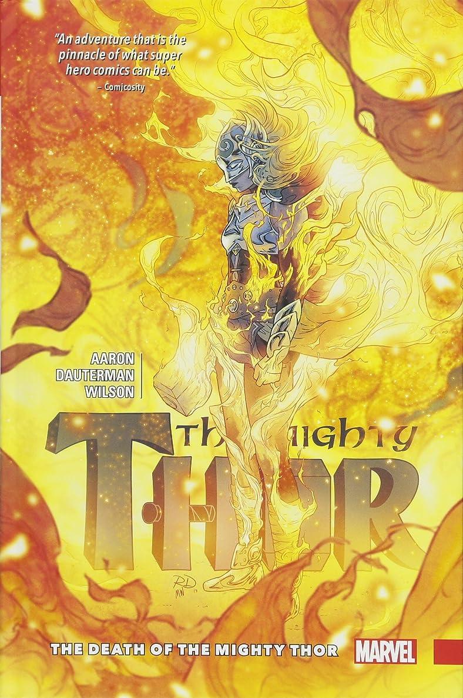 方言閲覧するこどもの宮殿The Mighty Thor Vol. 5: The Death of the Mighty Thor