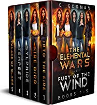 The Elemental Wars & Fury of the Wind Omnibus, Books 1-5