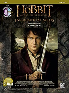 The Hobbit: An Unexpected Journey Instrumental Solos: Cello
