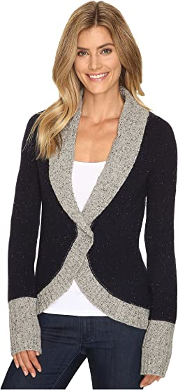 Mountain Khakis Fleck Shawl Cardigan Sweater