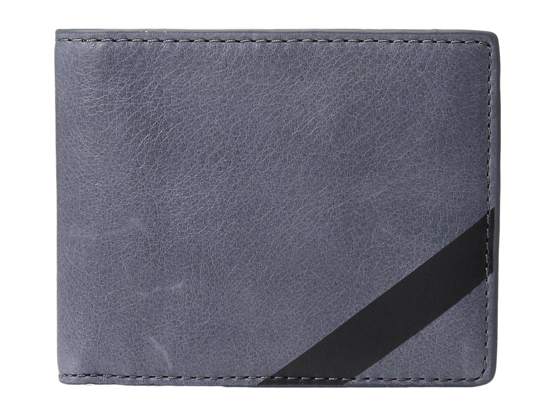 Billetera para Hombre Fossil Ace Bifold w/ Flip ID  + Fossil en VeoyCompro.net