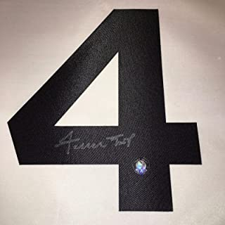 Willie Mays Signed Jersey - Number #4 Sey Hey Hologram - Autographed MLB Jerseys