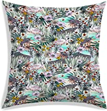 RADANYA Animal Pattern Throw Pillow Cover Decorative Pillows Square Cushion Covers Sofa Home Decor 12 by 12-Insert not Inc...