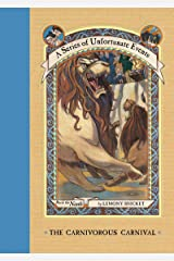 A Series of Unfortunate Events #9: The Carnivorous Carnival Kindle Edition