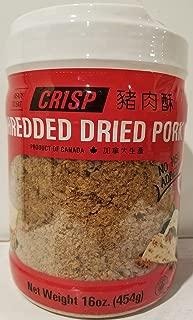 soo jerky shredded dried pork